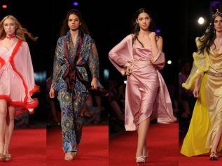 Δείτε ολόκληρο το σόου του brand The Robe Romance