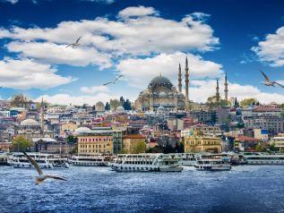Εξερευνώντας την Κωνσταντινούπολη