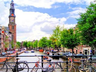 Στο Άμστερνταμ τώρα
