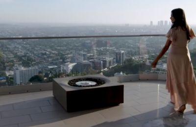 Μέσα στο ονειρικό σπίτι της Nicole Scherzinger