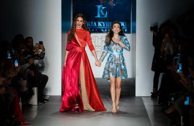 10 looks που ξεχωρίσαμε από το show της Λουκίας Κυριάκου στο AXDW