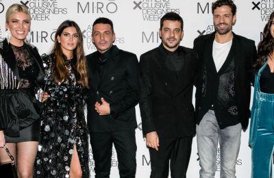 Οι λαμπεροί καλεσμένοι στο show ''Passage of Time'' των MI-RO