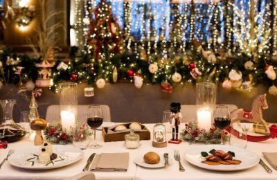 New Years Eve dinner σε 10 εστιατόρια