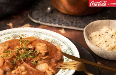 Πρέπει να δοκιμάσεις coq au vin με ρύζι τρούφας