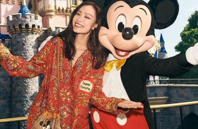 O Gucci και η Disney γιορτάζουν μαζί το Κινεζικό Έτος του Ποντικού
