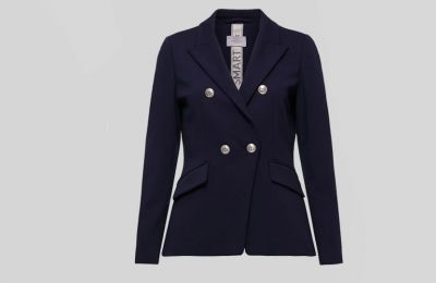 Double-breasted blazer €235 από Marella