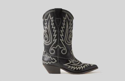 Isabel Marant cow boy boots €780 από net-a-porter
