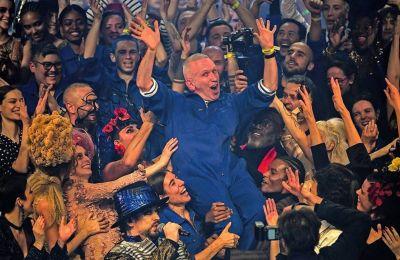 Jean Paul Gaultier: 50 χρόνια πορείας σε ένα σόου που θα μείνει αξέχαστο