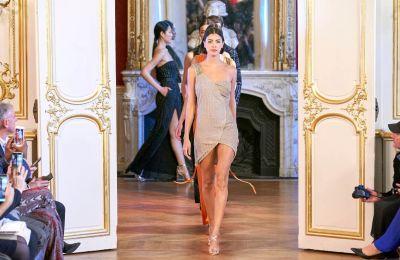 Η ''Bold'' συλλογή της Μαρίας Αριστείδου στο Παρίσι