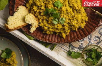 Το μεσημεριανό μας σήμερα έχει άρωμα Ινδίας