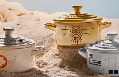 Aστρικός πόλεμος… στην κουζίνα
