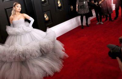 To red carpet των Grammys ήταν... grande!