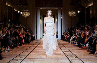 O Zuhair Murad είναι η επιτομή του haute couture