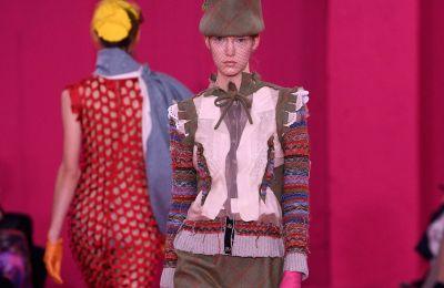 H couture συλλογή του Maison Margiela, από ανακυκλωμένα υλικά