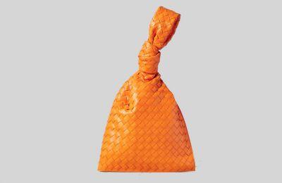Δερμάτινη Bottega Veneta τσάντα €1,700 από net-a-porter