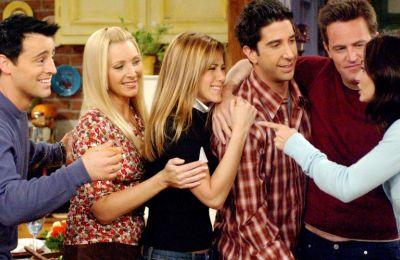 Ok, ίσως έχουμε μεγάλα νέα για τους ''Friends''