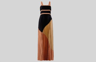 Pleated φόρεμα €473 από Marella