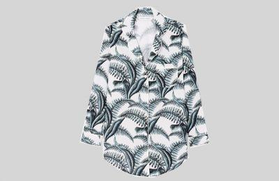 Palm tree printed πιτζάμα €110 από Goop