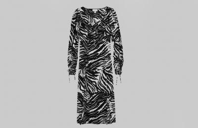 Zebra φόρεμα €52 από Topshop