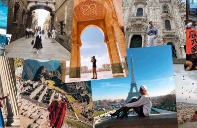 10 Κύπριοι μάς ταξιδεύουν σε... όλο τον κόσμο!