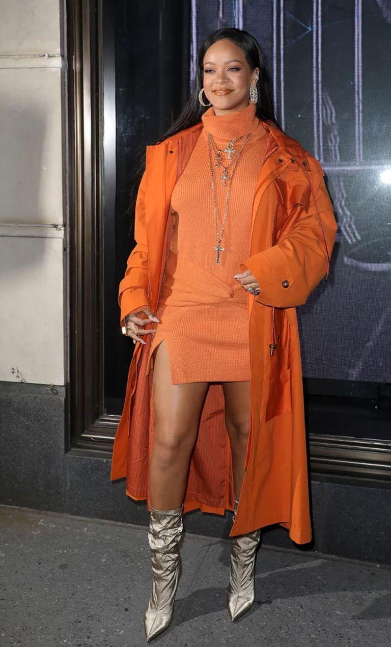 Η Rihanna στην Νέα Υόρκη