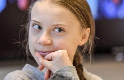 Σειρά με πρωταγωνίστρια... την Greta Thunberg!
