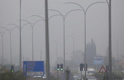 Μας κάλυψε και σήμερα η ομίχλη