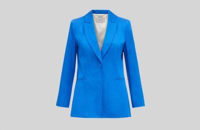 Μπλε electric blazer €342 από Μarella