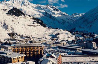 Δεν είναι μόνο το St. Moritz στην Ελβετία