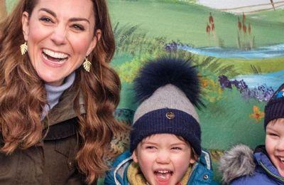 Η Middleton μίλησε για τα παιδιά της και την μητρότητα