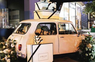 Στο opening event της πρώτης boutique Jo Malone στην Κύπρο