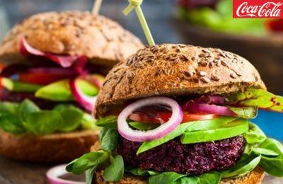 To Veggie burger που πρέπει να δοκιμάσεις αύριο!