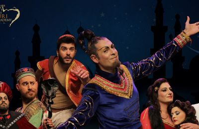 «Aladdin» - Ένα υπερθέαμα επί σκηνής!