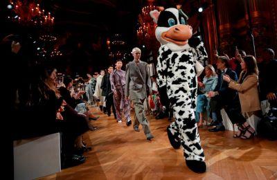 Η Stella McCartney στο μεγαλύτερο fashion statement της σεζόν