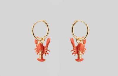 Lobster charm σκουλαρίκια €4.99 από Pull & Bear