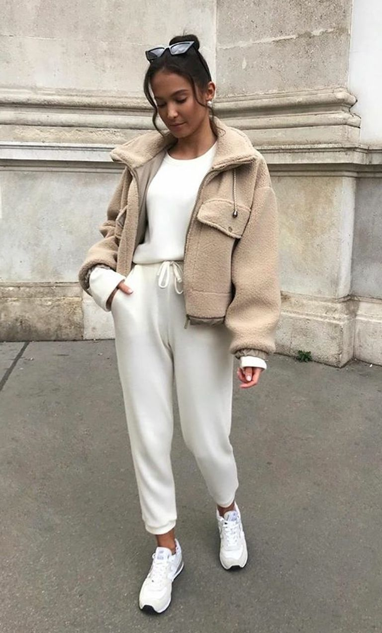 Comfy yet Chic