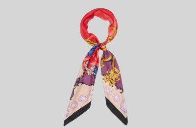Silk scarf €137 από Marella