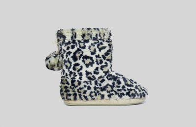 Λεοπάρ slippers €25 από Marks & Spencer