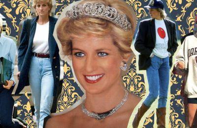Tα casual looks της Diana είναι η έμπνευσή μας για σήμερα
