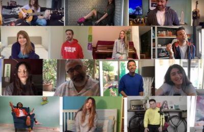 22 Κύπριοι τραγουδιστές ενώνουν τις φωνές τους
