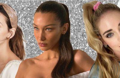 10 ponytails που θα κάνουν upgrade το #wfh look σου