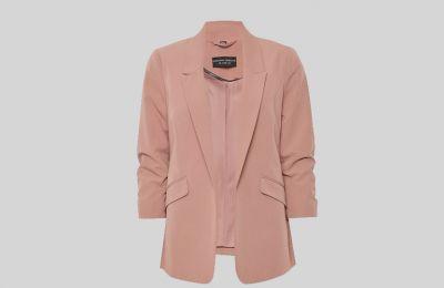 Ροζ blazer €38.25 από Dorothy Perkins