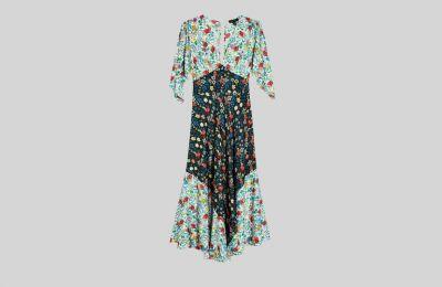 Midi φόρεμα €49 από Topshop