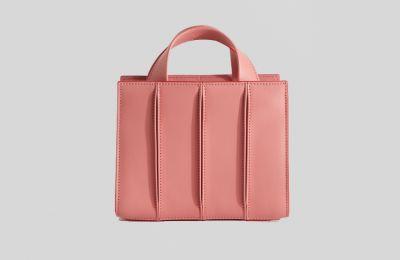 Ροζ Whitney Bag €839 από Max Mara