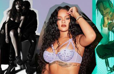 O Travis Scott ήταν με τη Rihanna πριν την Kylie Jenner