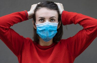 4 tips για να αναπνέεις καλύτερα όταν φοράς τη μάσκα