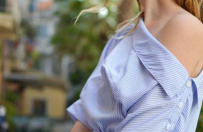 Ένα διαχρονικό κομμάτι, φορεμένο στα πιο edgy looks