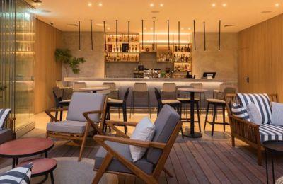Tρεις νέοι χώροι στο Hotel Indigo που θα γίνουν must