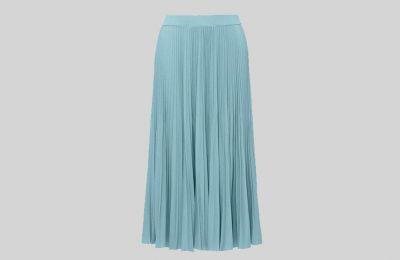 Pleated φούστα €214 από Marella