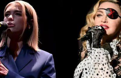 Θα συνεργαστεί η Dua Lipa με τη Madonna;